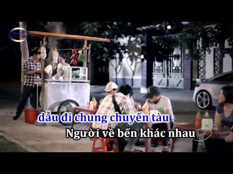Karaoke KHÔNG PHẢI TẠI BỞI CHÚNG MÌNH hát với Hà My