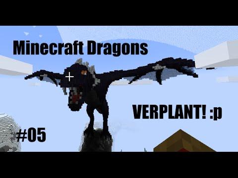 Minecraft Dragons DEUTSCH HD LETZTE FOLGE SPIELE LISTEN - Minecraft dragon spiele