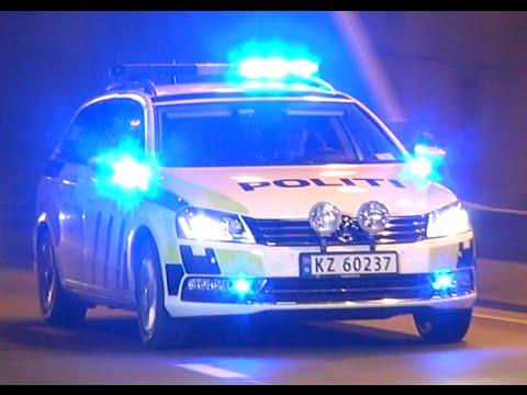 Politi Oslo / Police Oslo Responding [Compilation]