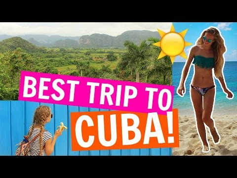 BEST TRIP TO COLOURFUL CUBA!  +Travel guide!
