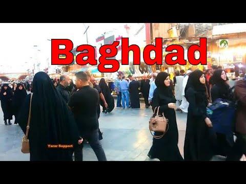 Bagdad City Walk Bepergian Ke Irak Timur Tengah 2020