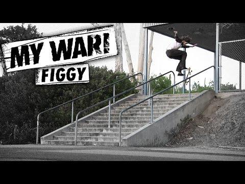 """My War: Justin """"Figgy"""" Figueroa"""