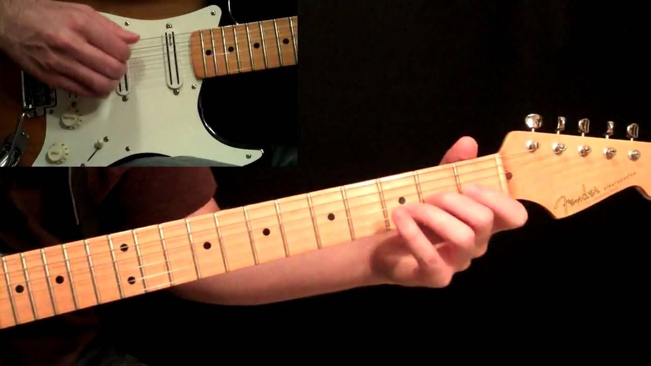 Basic Fingerpicking Studies Beginner Guitar Lesson Youtube