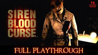 Siren Blood Curse |Full Playthrough| Longplay Gameplay Walkthrough No Commentary