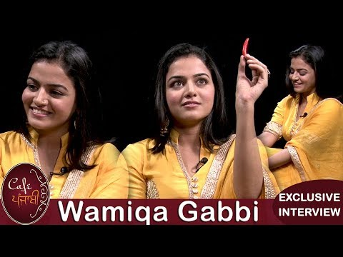 Wamiqa Gabbi | Exclusive Interview | Cafe Punjabi | Channel Punjabi