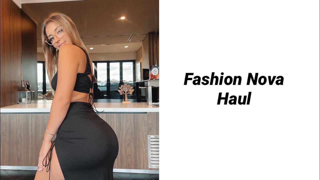 Fashion Nova Haul !! | Lilith Cavaliere