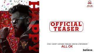 ALL OK | Happy Video Teaser | Releasing ►29th October | New Kannada Song