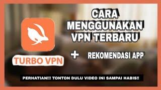 CARA AKSES VPN TERBARU 2019!!
