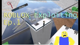 The End of Prison Life | Roblox Exploiting Ep.1