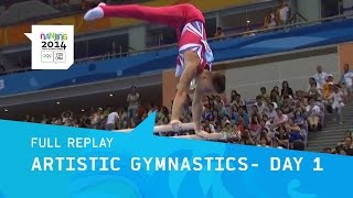 Artistic Gymnastics - Men