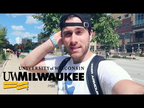 FIRST DAY OF COLLEGE - UWM