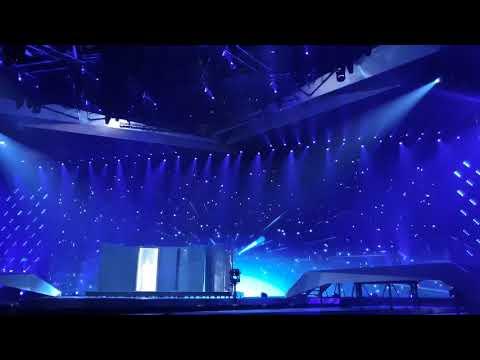 Russia: Sergey Lazarev - Scream (rehearsal Eurovision 2019)