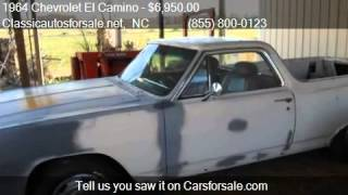 1964 Chevrolet El Camino  for sale in Nationwide, NC 27603 a #VNclassics
