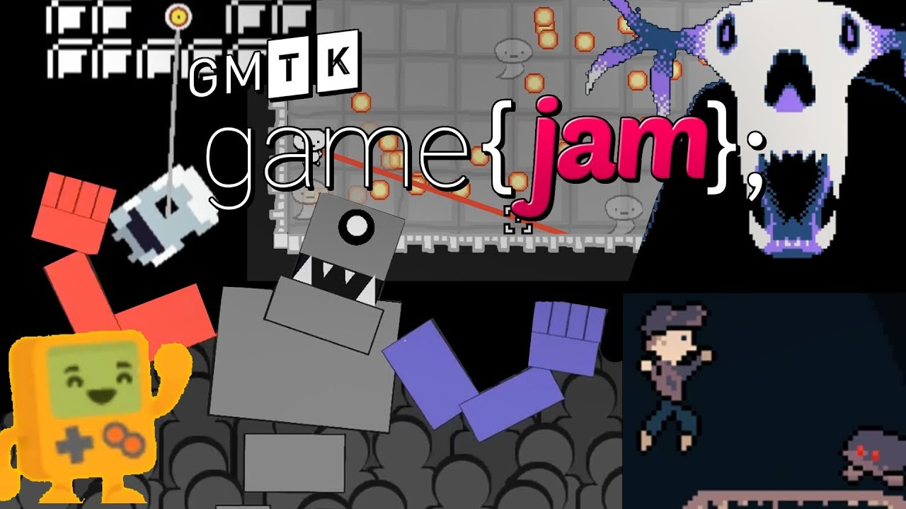 Let's Get Itchy: GMTK Game Jam 2019