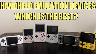 HANDHELD EMULATION DEVICES (RG300, LDK, GPI Case, Bittboy, Pocketgo) - Game Galaxy