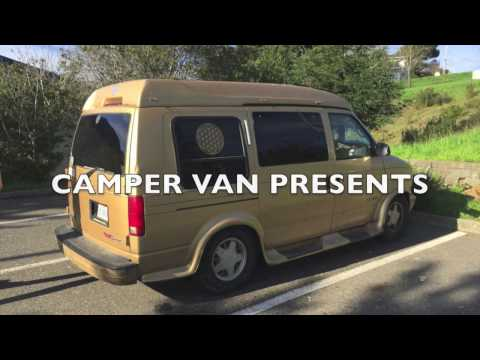 1997 GMC Safari Camper Van