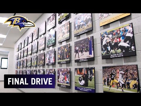 First Look at the Newly Renovated Under Armour Performance Center | Ravens Final Drive