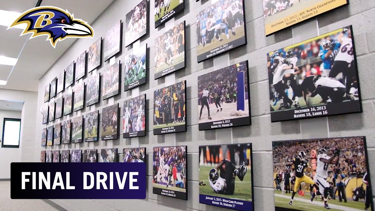 87caea5c First Look at the Newly Renovated Under Armour Performance Center | Ravens  Final Drive