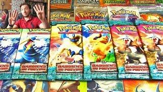 # 850 000 Abonnés # Ouverture de 6 Boosters Pokémon ULTRA-RARE EX GARDIENS DU POUVOIR !!