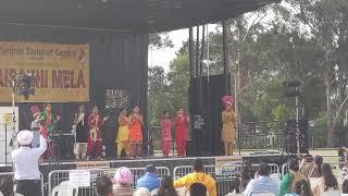 Vaisakhi Mela at Show Ground at Black Town Sydney on 23-5-2021 (Sunday)