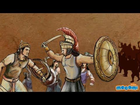 Mauryans - Maurya Dynasty History | Mocomi Kids