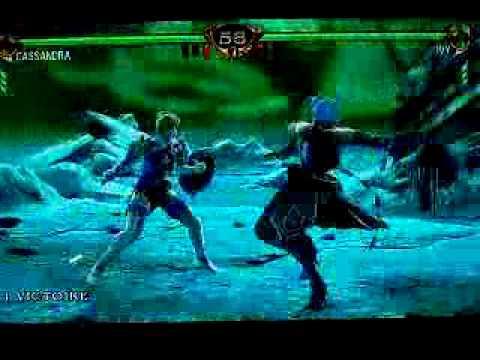 09/10/09 Ranking SWGA Soulcalibur 4 EggMaster (Cassandra) vs Malek (Ivy) Finale Winner