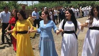 #govend #halay #kürtçehalay  çok renkli çok güzel bir halay xezaye düğünleri