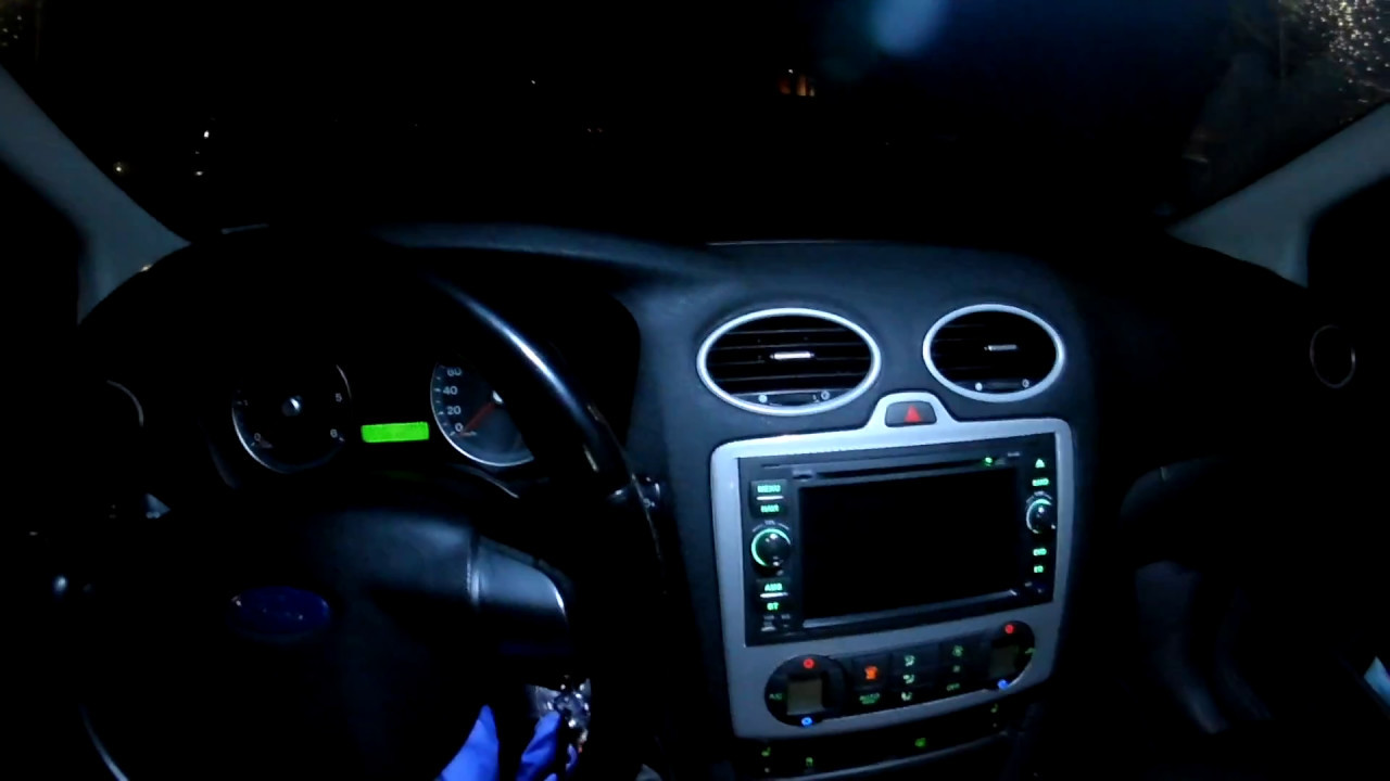 Guide Me Home Verlichting Ford Focus Follow Me Home On Ford Focus 2