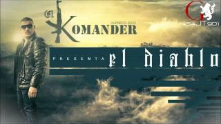 El Diablo - El Komander Estudio 2012