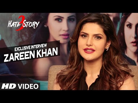 """Download Exclusive: """"Zareen Khan"""" Interview 