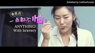 [eng Sub]  wenli.u  Liu Wen Making Thai Salad, 纹理 S01 E04 Supermodel Liu Wen's Vlog 20141123
