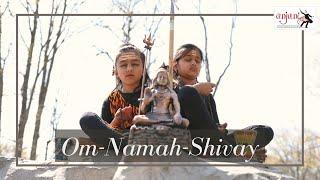 Om Namah Shivay | Kathak | Toddlers | Kavita Krishnamurthy