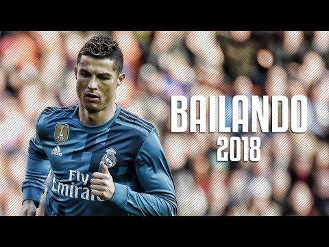 Cristiano Ronaldo - Bailando 2018 | Skills & Goals | HD