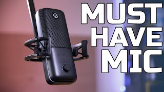 Elgato Wave 3 Review - MUST HAVE STREAMING MIC - TechteamGB