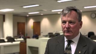 Dale Folwell explains N.C. unemployment insurance delays
