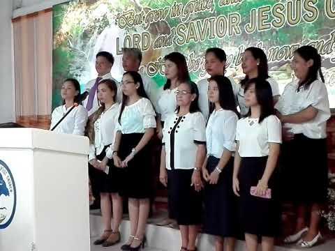 """HBBC Tabaco Choir """"Ligaya ng Buhay"""" (4/15/18)"""
