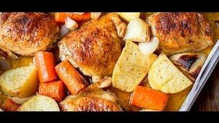 Куриные бедрышки в духовке # Куриные бедрышки рецепты