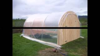 a frame pvc greenhouse plans