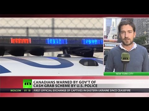 American police scammed Canadian visitors out of $2.5 billion