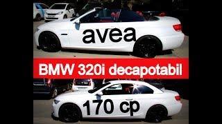 Masina care a fost buna si frumoasa, dar acum este..... si ...... :)   BMW 320i e93  decapotabil