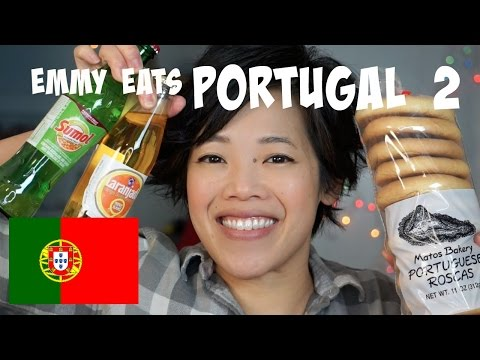 Emmy Eats Portugal 2 - an American tasting more Portuguese treats