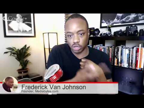My Conversation With Frederick Van Johnson
