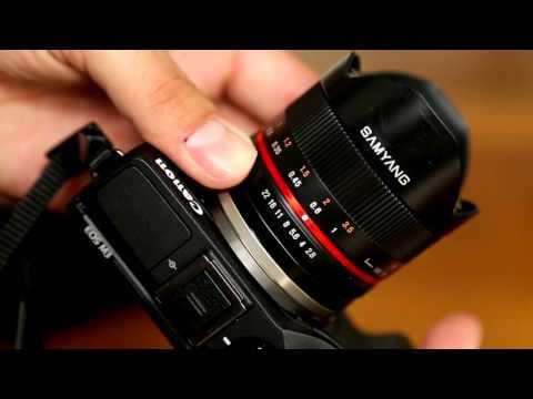 Samyang 8mm F/2.8 UMC Ii Lens Review With Samples