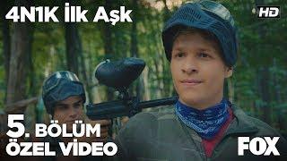 Ali tam Barış'ı yakalamışken Gökhan ortaya çıktı! 4N1K İlk Aşk 5. Bölüm