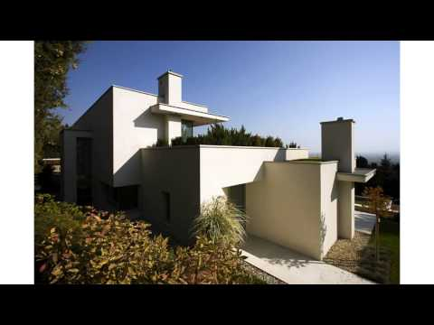 Cliff view modern mansion with high end finshishes by architema hungary homesthetics inspiring ideas