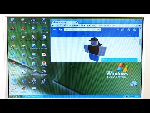What Happens If You Play Roblox On Windows XP In 2019?