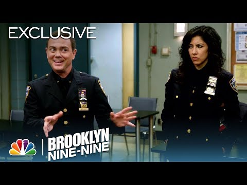 Detective Overshare | Season 3 | BROOKLYN NINE-NINE