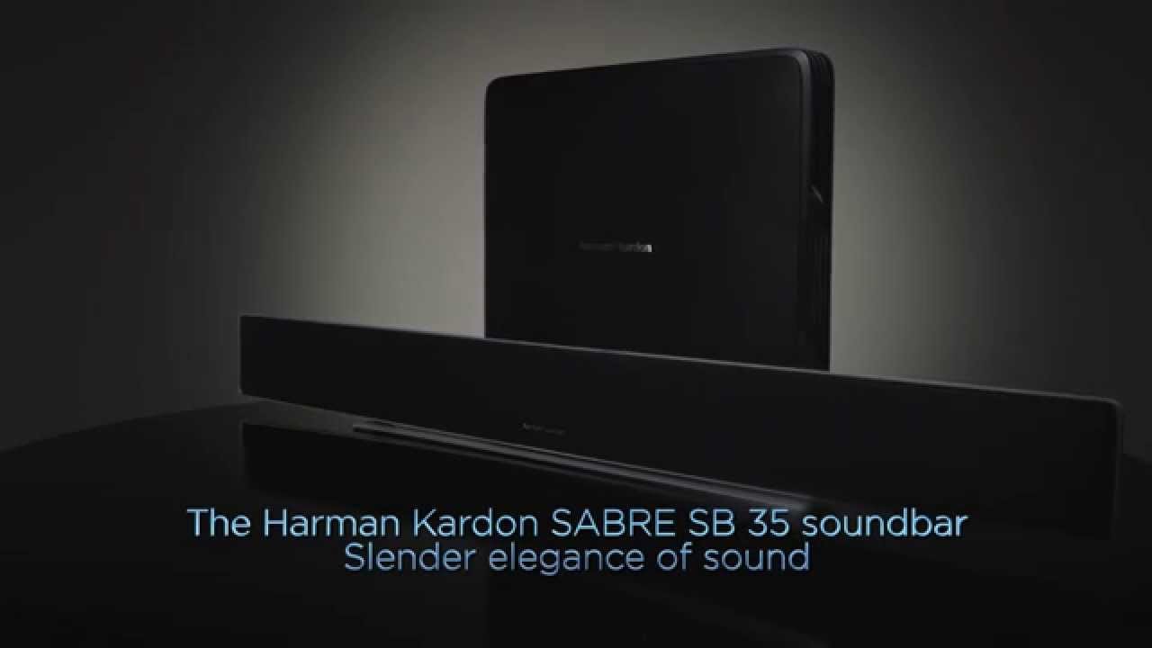 harman kardon sabre sb 35 manual