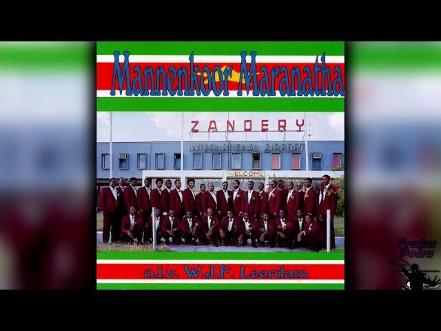 Mannenkoor Maranatha O.l.v. W.J.F. Leerdam - #11 Dingta Boko Laloe A Sonde