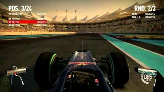 F1 2010 - PC Gameplay HD